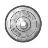 2.5 Kg Voıt Kauçuk Kaplı Flanş Ağırlık (zemin Koruyucu Kauçuk Kaplamalı) * Kargo Bedava*