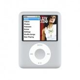 APPLE IPOD NANO 8GB GÜMÜŞ 3 NESİL PORTATİF MP3 ÇALAR