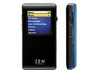 CREATIVE ZEN NEEON2 2 GB BK/BU MP4 PLAYER