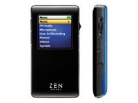 CREATIVE ZEN NEEON2 4 GB BK/SV MP4 PLAYER