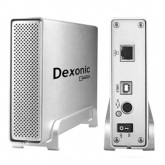DEXONIC Ndas USB2.0&LAN IDE Network Hdd Kutu PD-LNU2XPS