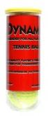 Dynamıc 3 Lü Şeffaf Kutu Tenis Topu