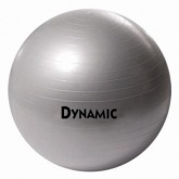 Dynamıc 65 Cm Pilates Ve Egzersiz Topu + Pompa  (1 Adet - Renk : Pembe-gri)