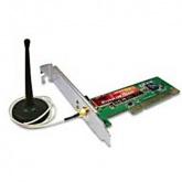 EDIMAX NWX-EW7128G 54M WIRELESS PCI KART