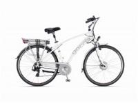 Elektrikli Bisiklet Goccıa - Holıday M Beyaz