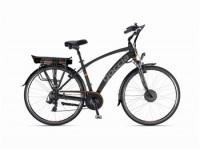 Elektrikli Bisiklet Goccia - Holiday M Siyah