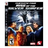 Fantastic 4 Rise Of The Silver Surfer PS3