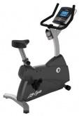 Life Fitness C1 Go Console Ev Tipi Dikey Bisiklet (max.Kullanıcı Ağırlığı : 135 Kg.)