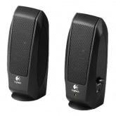 Logitech S-120 Speaker (Black)
