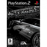NEED FOR SPEED BLACK EDİTİON PS2