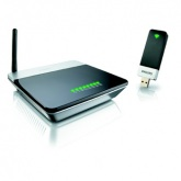 PHILIPS SNK5600 KABLOSUZ ROUTER, USB WIRELESS ADAPT�R