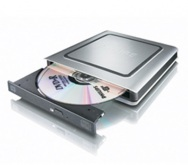 PHILIPS SPD4000CC EXTERNAL SLIM DVD WRITER