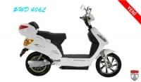 Stmax Zwd 406 L Beyaz Elektrikli Bisiklet *ücretsiz Kargo*