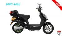 Stmax Zwd 406 L Siyah Elektrikli Bisiklet *doğa Dostu+ücretsiz Kargo*