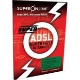 SUPERONLINE SUPER ADSL AKTİVASYON PAKETİ