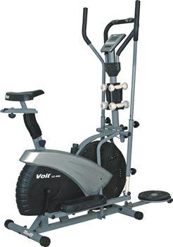 1 yil garantili 2 el voit lc400 eliptik bisiklet teshir urunu en ucuz 2 el eliptik bisikletleri fiyati